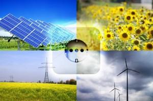 Tipos de energía renovable eléctrica