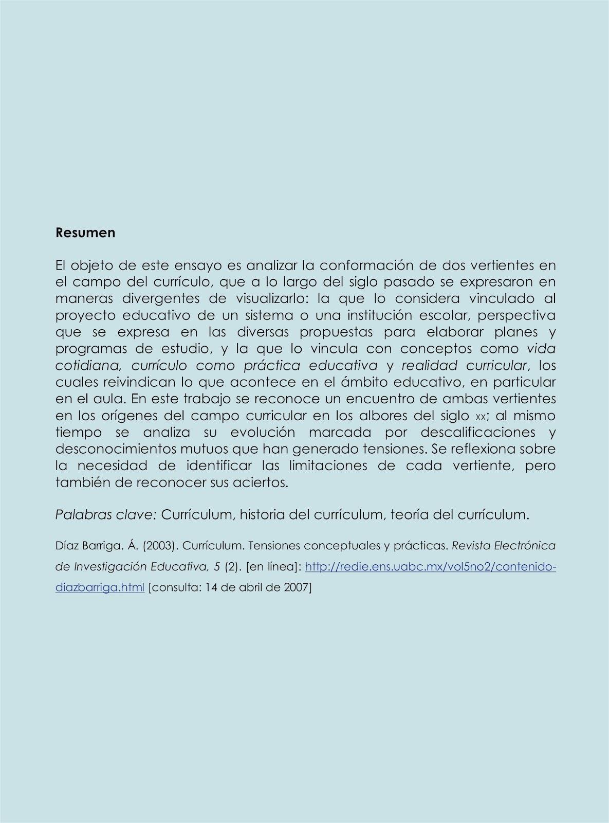 Tipos de resumen tipos de for Resumen del libro quimica en la cocina