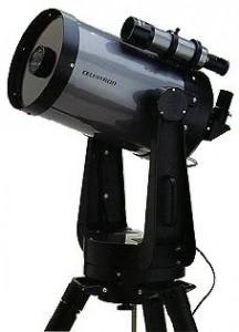 Tipos de telescopios Cassegrain