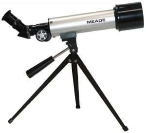 Tipos de telescopios refractor