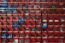 Tipos de almacenes De herramientas