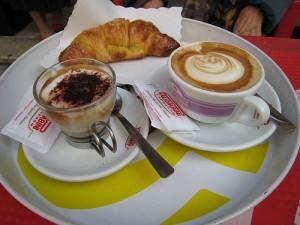 Tipos de desayunos Italiano
