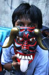 Tipos de máscaras Mexicanas