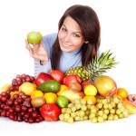 Tipos de alimentos para la dieta humana