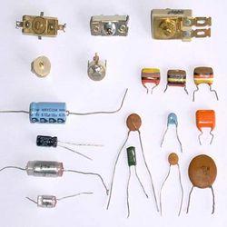 Tipos de capacitores, funcionamiento