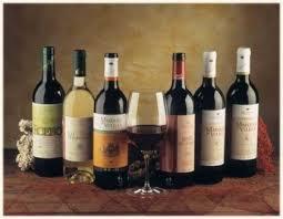 Tipos de vinos, clasificación