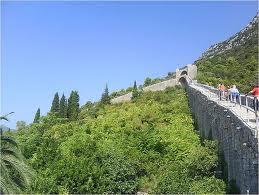Tipos de muros, muralla