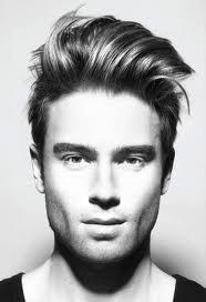 Tipos de peinados para hombres, tupé