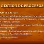 Tipos de procesos
