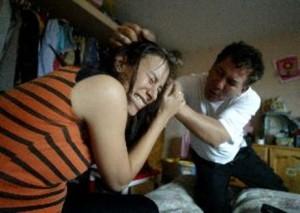 Tipos de violencia familiar, física