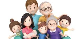 Tipos de grupos familia