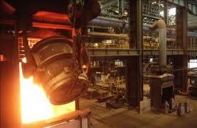 Tipos de industrias, pesada
