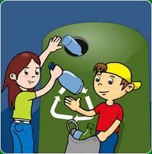 Tipos de reciclaje, materiales