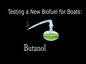 Tipos de alcohol, butanol