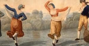 Tipos de danzas, medieval