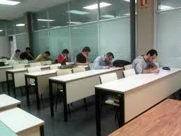 Tipos de exámenes,  clases
