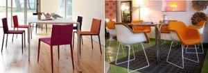 Tipos de sillas, clases