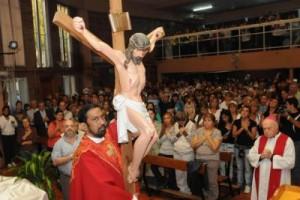 Tipos de cruces católicas tradicional