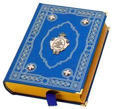 Tipos de encuadernación de libros religiosos