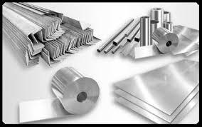 Tipos de materiales metálicos