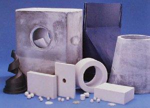 Tipos de materiales cerámicos
