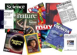 Tipos de revistas De divulgación científica