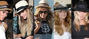 Tipos de sombreros: El Fedora