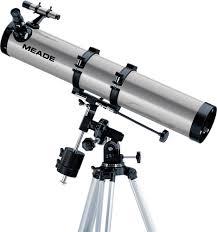 Tipos de telescopios reflector