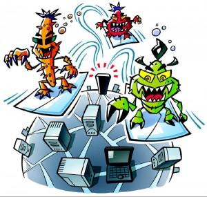 Tipos de virus de computadora de Boot