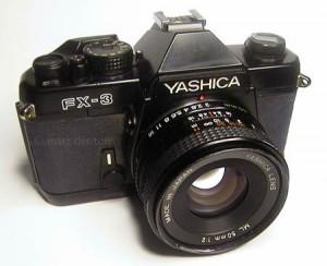 Tipos de cámaras fotográficas de 35mm