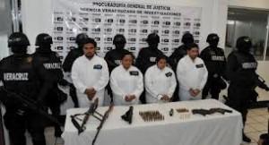 Tipos de delincuencia Organizada nacional