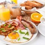 Tipos de desayunos